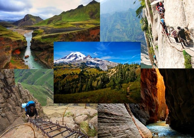 Some of the Best Hikes in the World