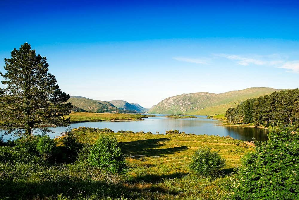 Glenveagh National Park best hiking in Ireland